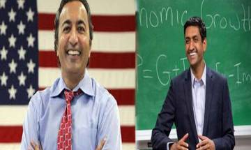 Indian-Americans Rohit Khanna, Ami Bera lead race for US House of Representatives in California