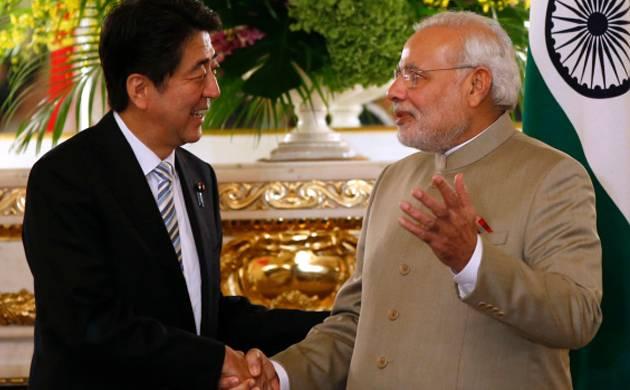 Shinzo Abe and Narendra Modi (Pic: Getty)
