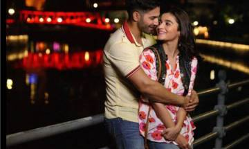 Badrinath Ki Dulhania: Check out first look of  Varun Dhawan , Alia Bhatt's chemistry