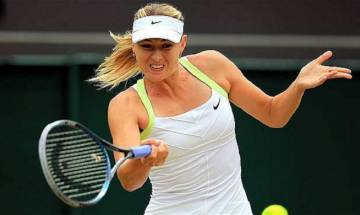 Russian tennis ace Maria Sharapova set to return as UN goodwill ambassador