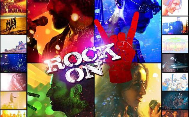 Watch: Musical drama 'Rock On 2' hits theatre on Friday