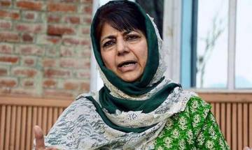 Mehbooba Mufti hits out at media for negative depiction of Jammu and Kashmir