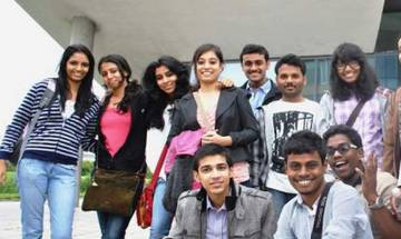 Indian students increase by record 25 percent in USA: Report