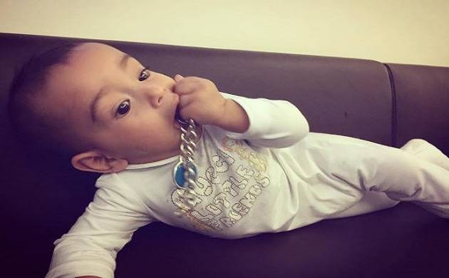 Maamu Salman is spoiling nephew Ahil (Instagram/arpitakhansharma)