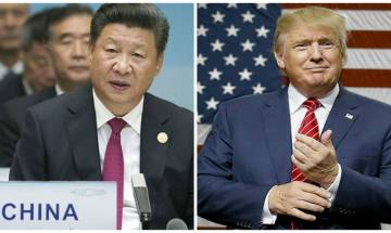 Cooperation 'only right choice' to bolster ties between US-China, Xi Jinping tells Donald Trump