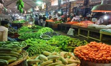 WPI inflation eases to 3.39 per cent in October as food prices soften