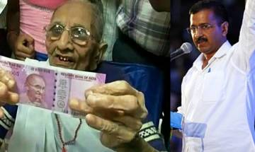PM Narendra Modi made his mother stand in bank queue for politics, says Arvind Kejriwal