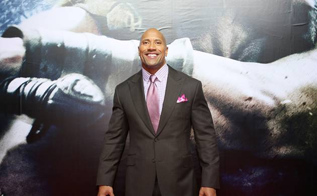 Dwayne 'The Rock' Johnson named as Sexiest Man Alive by People magazine (Picture: Getty)