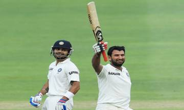 Ind vs Eng Second Test, Day 1: Kohli and Pujara's centuries guide India to 319/4 at stumps