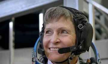 NASA astronaut Peggy Whitson may soon become oldest woman in space