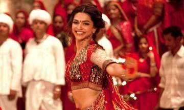 Deepika Padukone shoots Rajasthani folk song for upcoming film 'Padmavati'