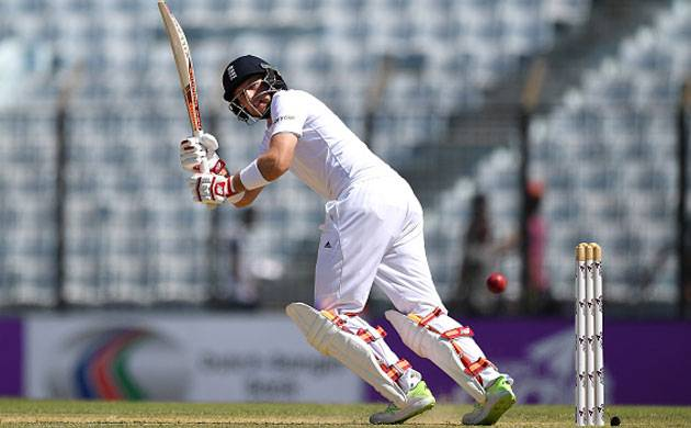 India vs England test series 2016 - Joe Root looks set to resurrect England innings (Getty Images)