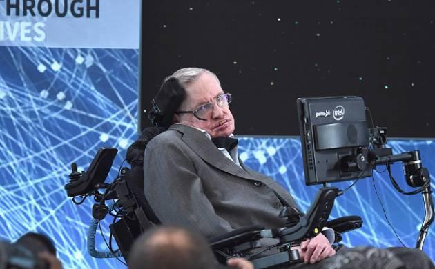 Cosmologist Stephen Hawking (Getty Images)