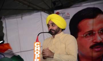 Punjab polls: Bhagwant Mann to contest against Punjab Dy CM Sukhbir Singh Badal