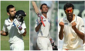 Ind vs Eng Test series: India's Trioka who steered home side to victory at Vizag