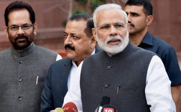 File photo of Prime Minister Narendra Modi. PTI Photo