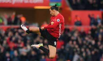 Manchester United's Zlatan Ibrahimovic says he can see himself 'conquering US just like Europe'