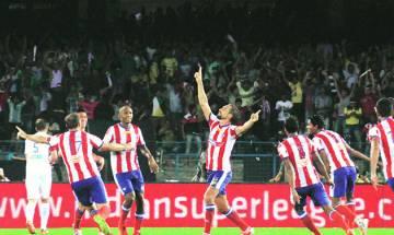 Atletico de Kolkata beat FC Goa to move to second spot