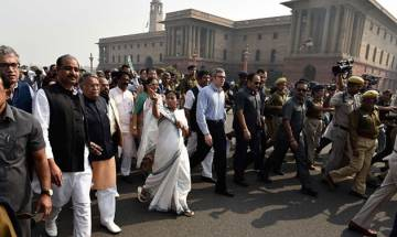 Jan Aakrosh Day: Opposition witnesses cracks, JD (U) withdraws from demonetisation protest