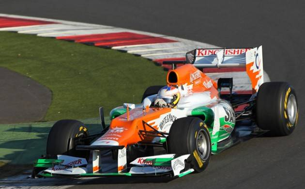 Sahara Force India( Getty Images)