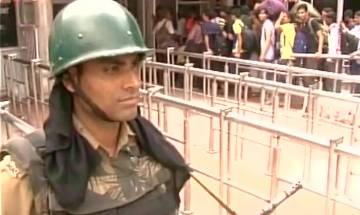 Nagrota attack: Security beefed up around Vaishno Devi following death of two armymen during a militant infiltration bid