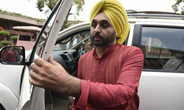 Parliament video row: AAP MP Bhagwant Mann found guilty of security breach