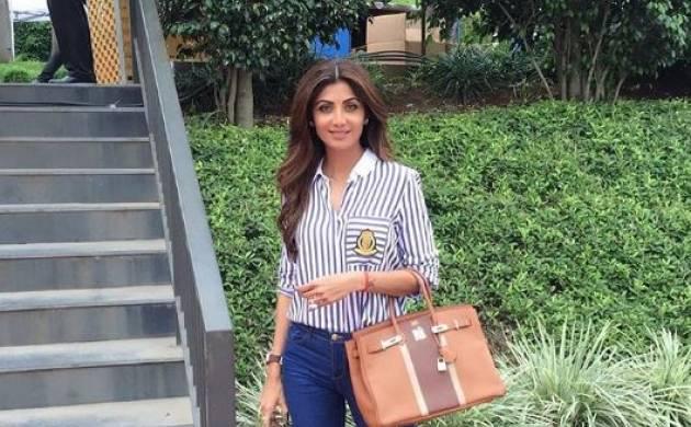 A file photo of actress Shilpa Shetty Kundra (Source: Instagram)