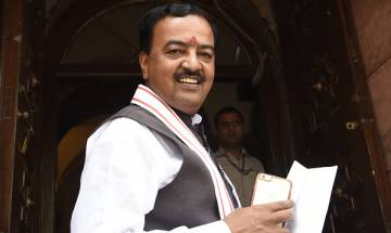 Made no promise of election ticket to turncoats: UP BJP chief Keshav Prasad Maurya