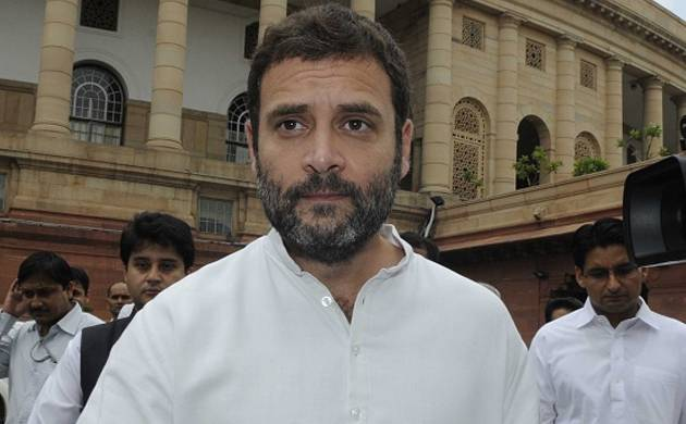 Rahul Gandhi (Pic: Getty)