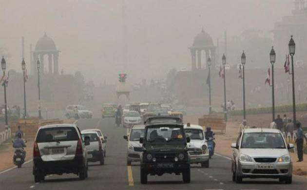 Air purifiers to be installed at Delhi's five traffic intersections
