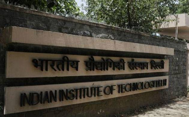 A file photo of the Indian Institute of Technology-Delhi.