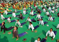 Yoga joins UNESCO's list of Intangible Cultural Heritage of Humanity