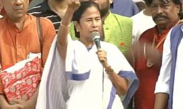 Mamata protests presence of soldiers at West Bengal toll plazas; Army terms it routine exercise