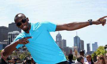 World record of 200 meters race now likely beyond me, says Usain Bolt