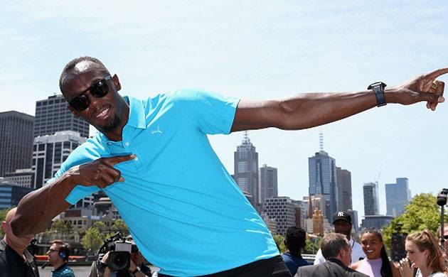 Usain Bolt (Image: Getty)