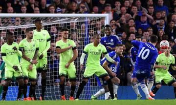 English Premier League: Chelsea surge past Manchester City