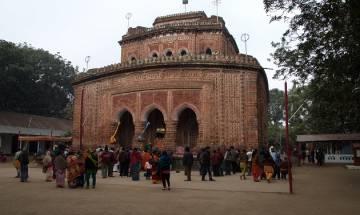 Hindu temple vandalised in Bangladesh, three idols of deities destroyed