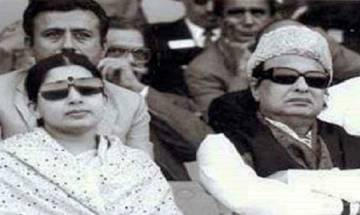 Reliving Jayalalithaa and MGR's long term association in celluloid and political arena