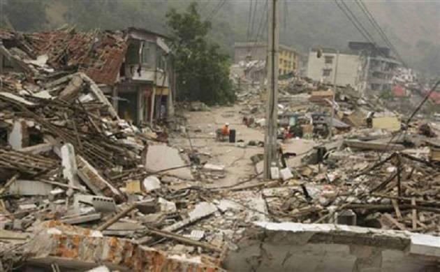 China's Tibetan region hit by earthquake measuring 5.1 magnitude ( Representative Photo, source: PTI)