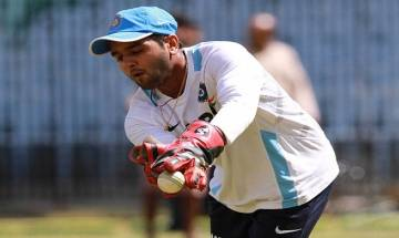 Parthiv Patel set to play fourth Test against England, injured Saha rested