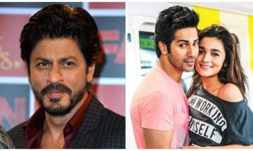 SRK bags Kids Icon of the year award, Varun-Alia wins best pair
