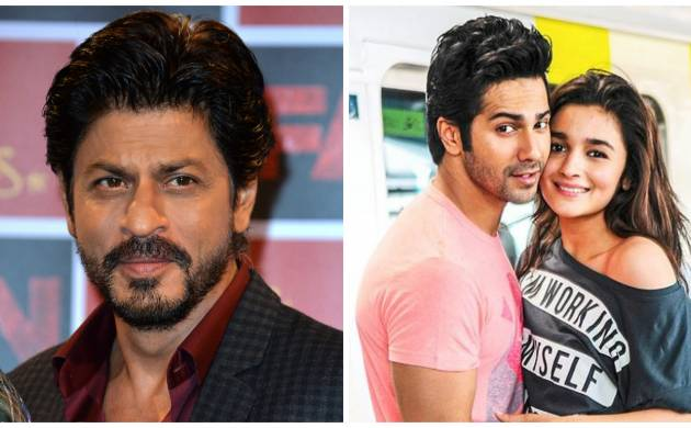 SRK bags Kids Icon of the year award, Varun-Alia wins best pair