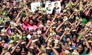 From politician to 'Goddess', how Jayalalithaa catapulted to Amma