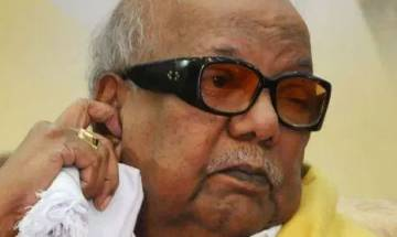 DMK chief Karunanidhi discharged from Kauvery hospital