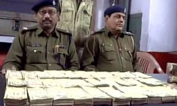 Police seize Rs 35 lakh in old currency notes, liquor from Jan Shatabdi Express in Gaya