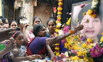 TN: Processions, prayer meetings held to console passing away of former Chief Minister J Jayalalithaa