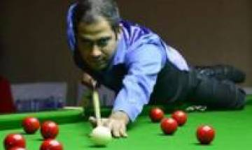 Sourav Kothari defeats Dhvaj Haria in semis to enter World Billiards Championship final