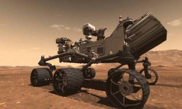 Technical snag hits NASA's Curiosity Mars rover; scientists not using its arms as they try to diagnose the issue