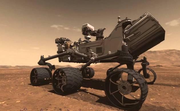 NASA's Mars Curiosity rover develops technical glitch in drill motor