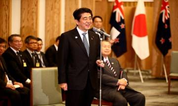 Japanese PM Shinzo Abe gets parliamentary approval for Trans-Pacific Partnership